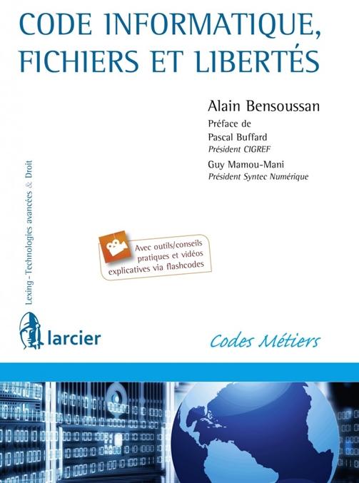 Couverture Code-informatique-fichiers-et-libertés
