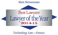 Best Lawyers 2014-15 Alain Bensoussan