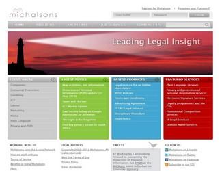 Site Michalsons Attorneys
