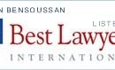 Alain Bensoussan Best Lawyers