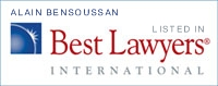 Alain Bensoussan Best Lawyers