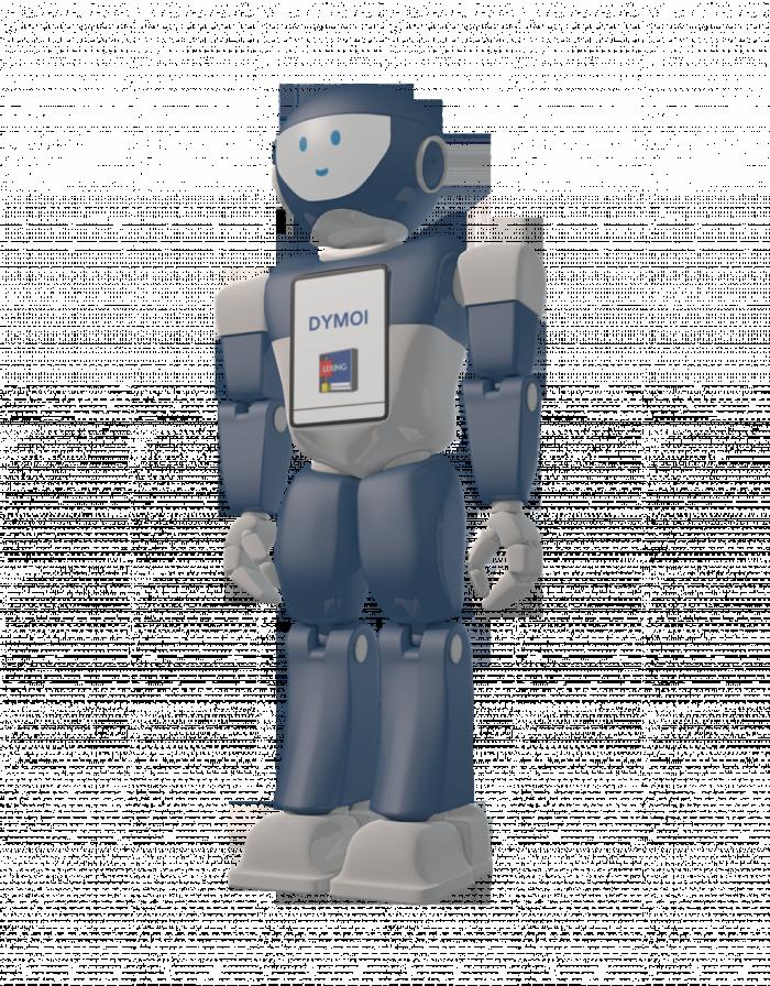 Robot Dymoi