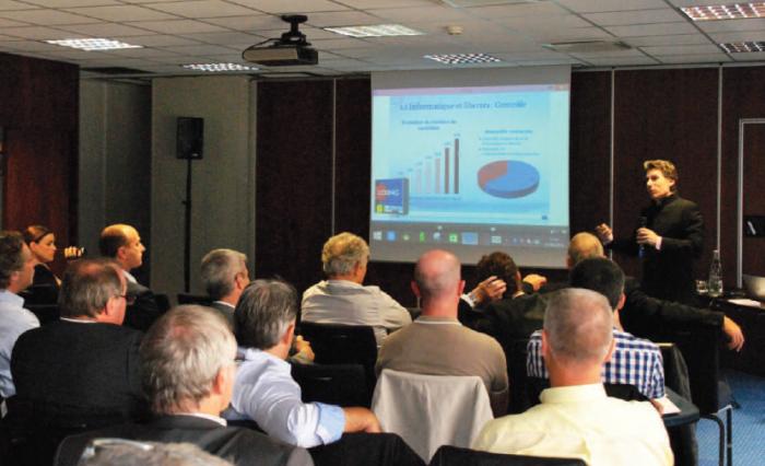 Rencontres EBEN du 17 juin 2014