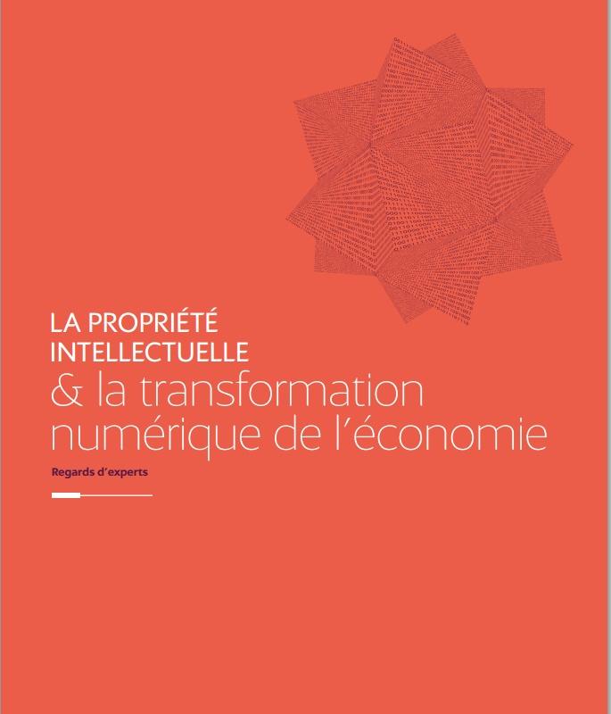 Etude Inpi Propriété intellectuelle et économie numérique