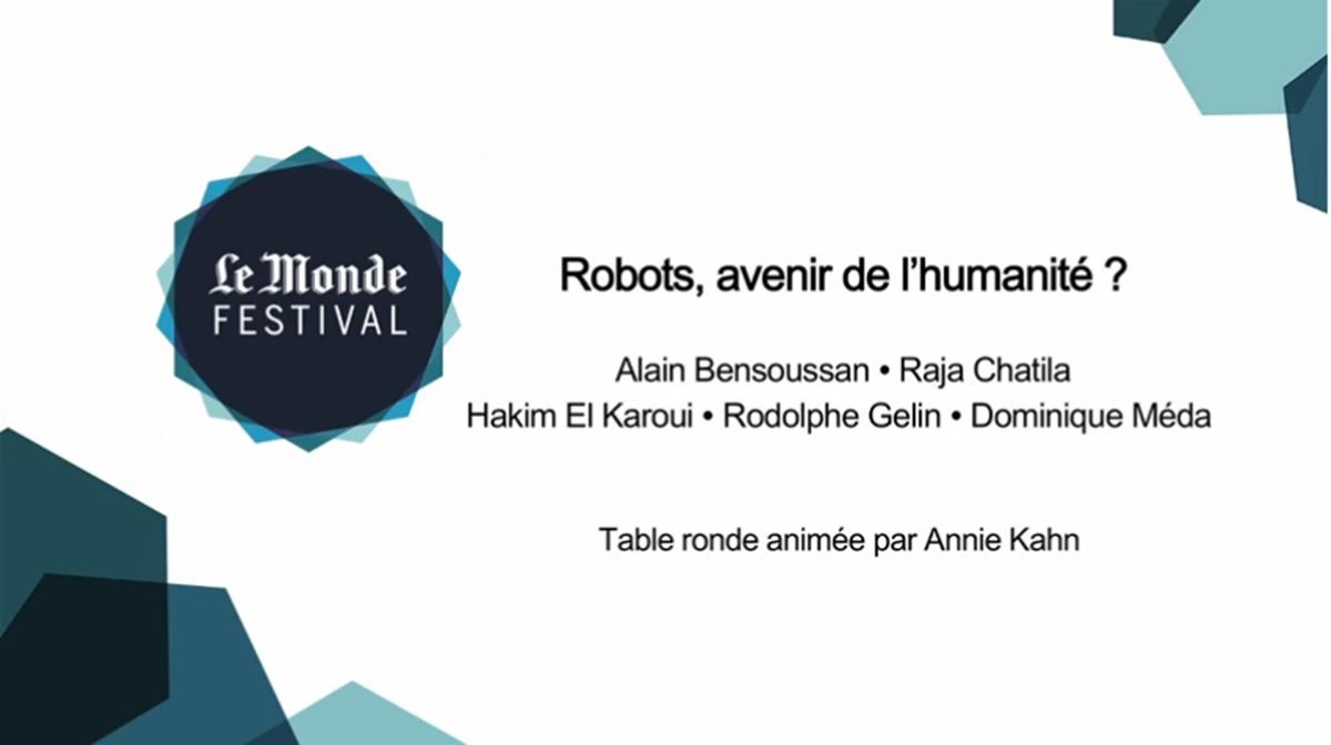Robots avenir - Table ronde