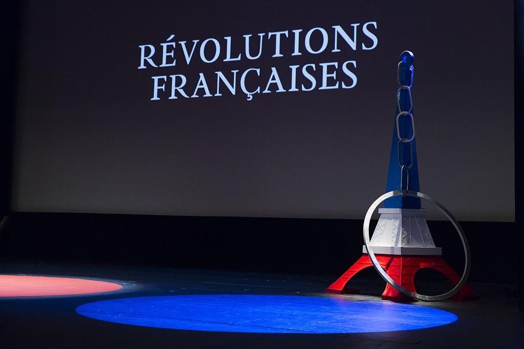 TEDxParis-Alain-Bensoussan Révolutions françaises