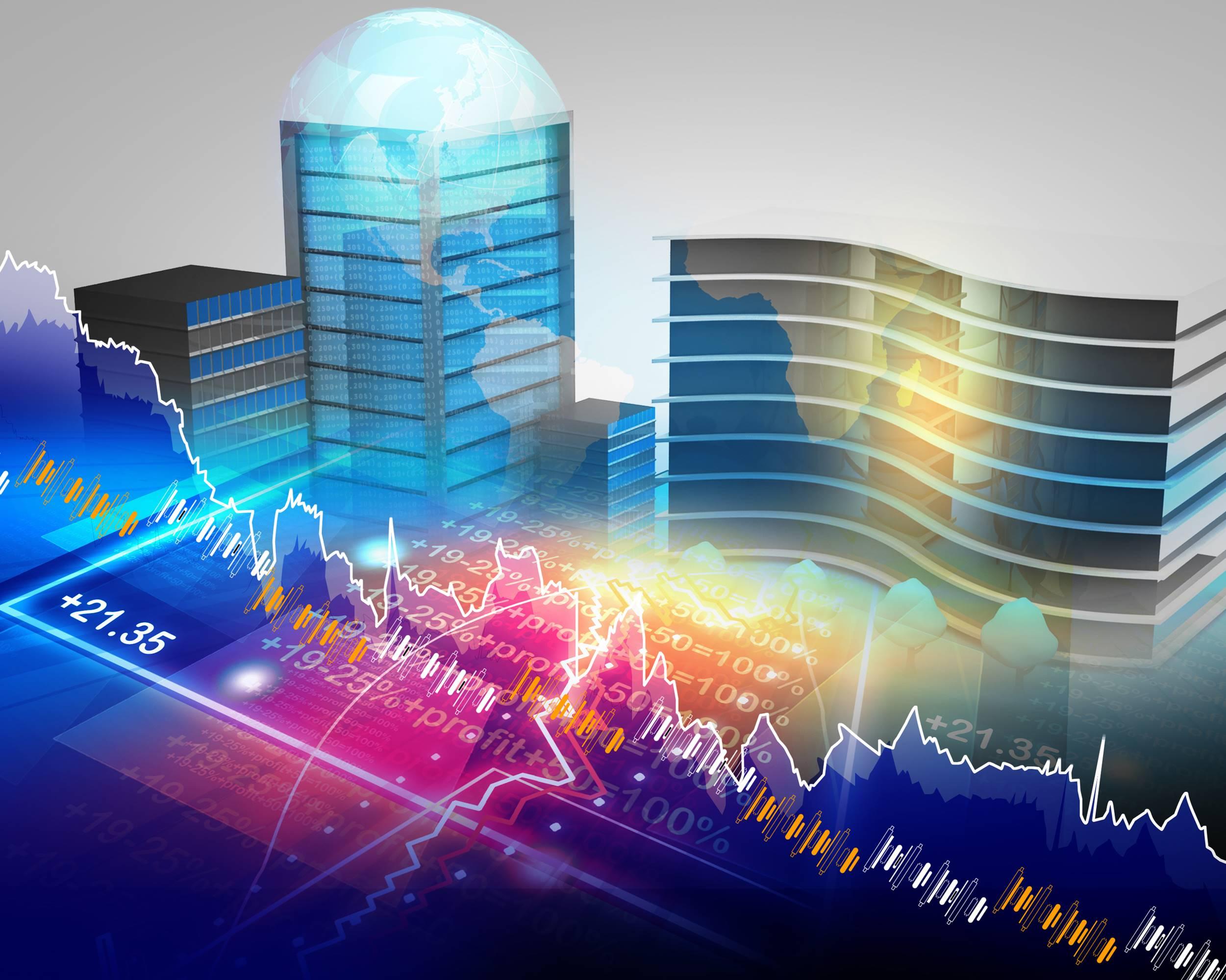 Businessman office concept
