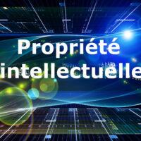 Propriété intellectuelle et industrielle