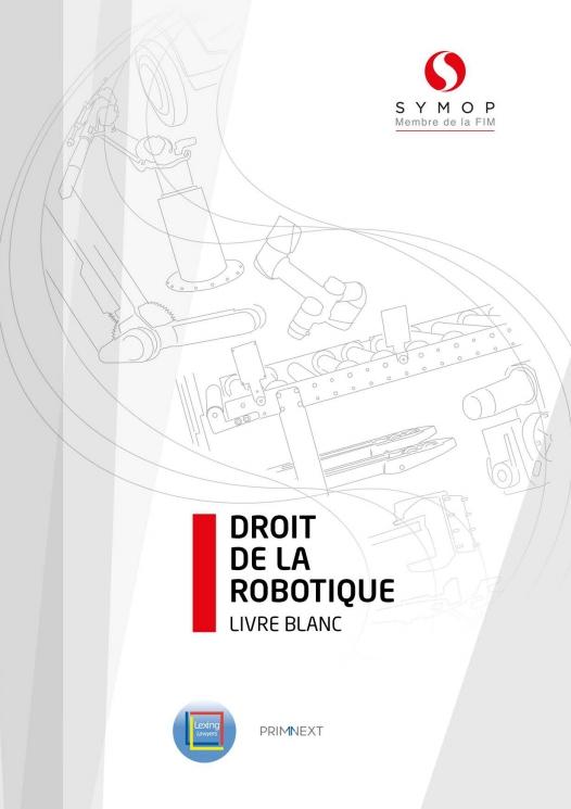 Livre blanc Symop Droit de la robotique