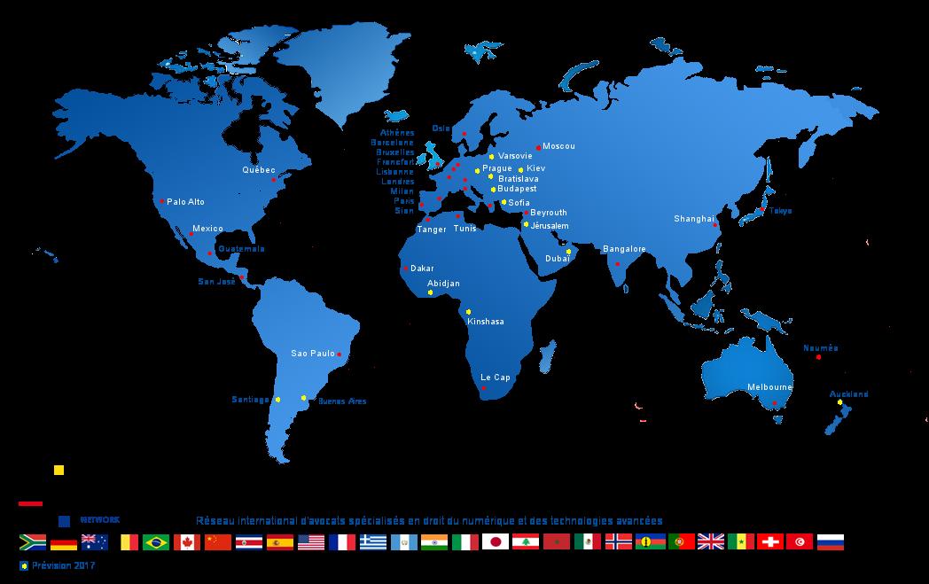 Réseau international Lexing ®