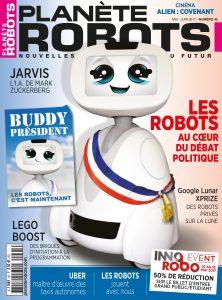 Intelligence artificielle et robohumanité : la France avance