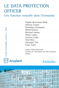 Livre Le Data Protection Officer (DPO)