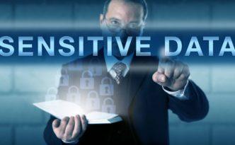 Gestion des données sensibles