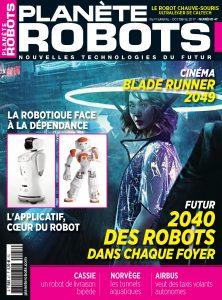Les robots coursiers : des objets roulants non identifiés