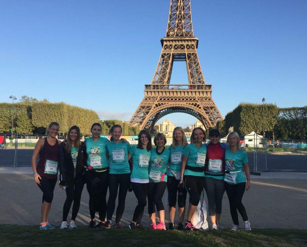 Course La parisienne 2017