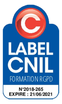 Label Cnil Formation RGPD