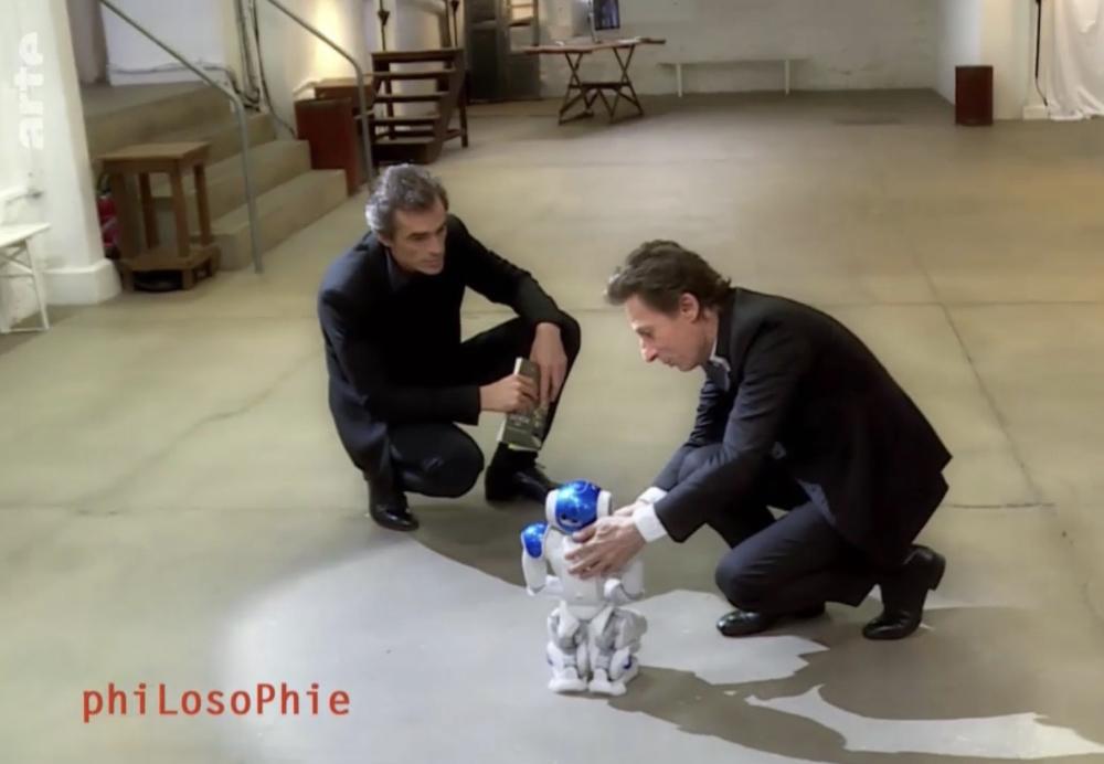 aimer son robot