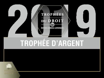 Trophée d'argent 2019