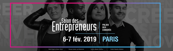 Salon des entrepreneurs 2019