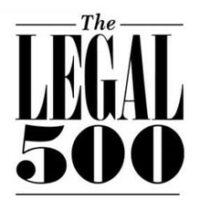 Classement Legal 500Alain Bensoussan à l'honneur