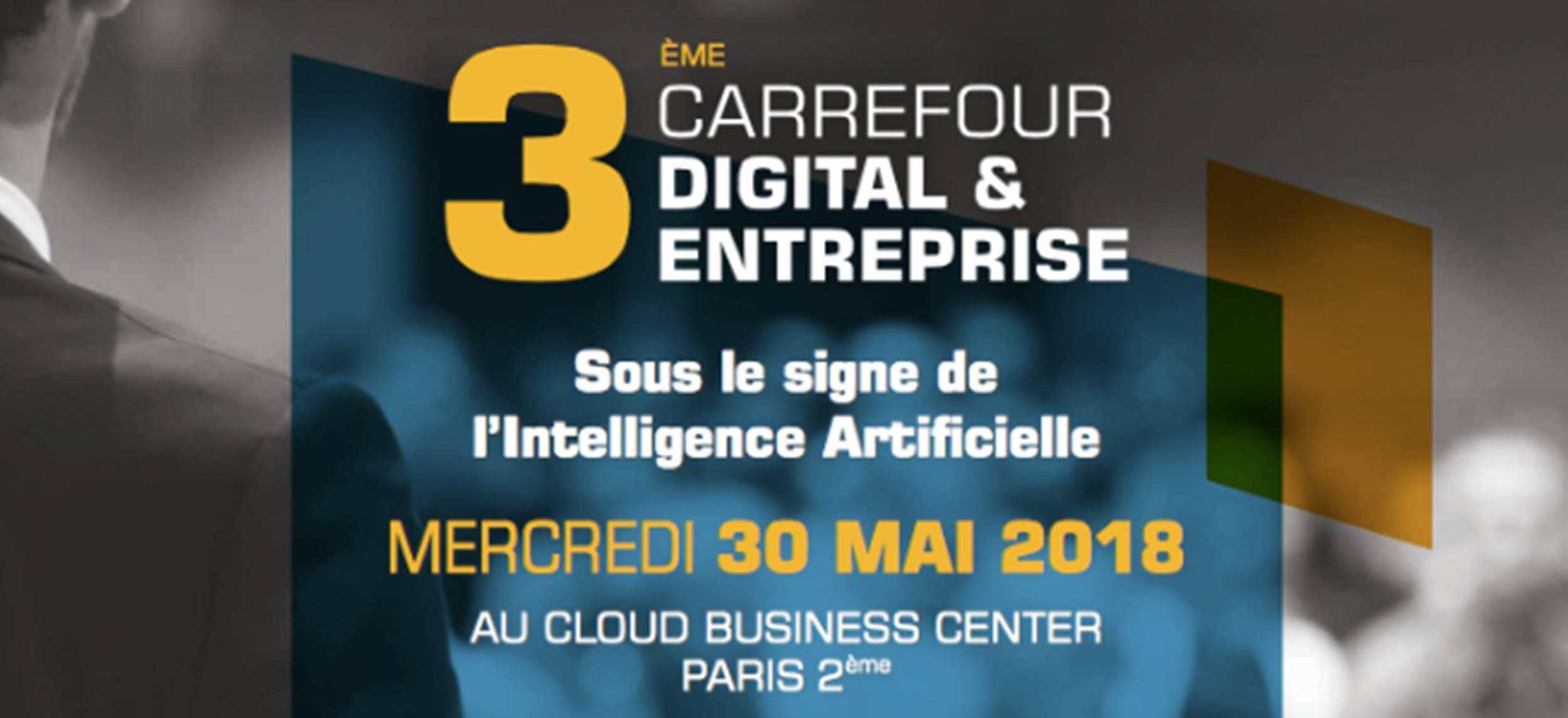 Carrefour Digital & Entreprise