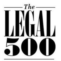 Leading individual Legal 500 2019