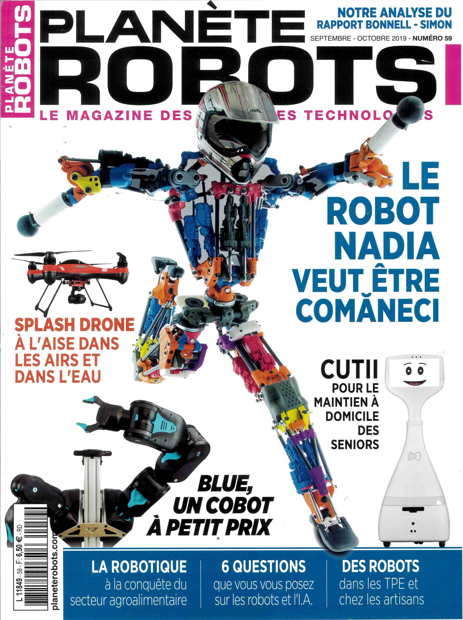 Planète Robots n°59