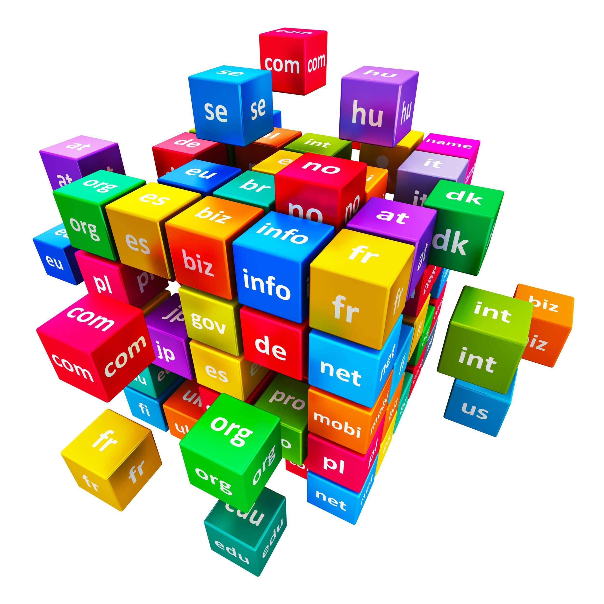 marché des noms de domaine