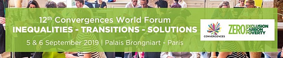 Forum Mondial Convergences 2019