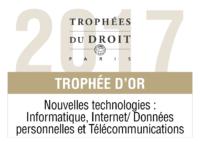 Trophée Or 2017
