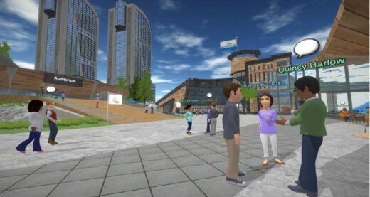 Laval Virtual World