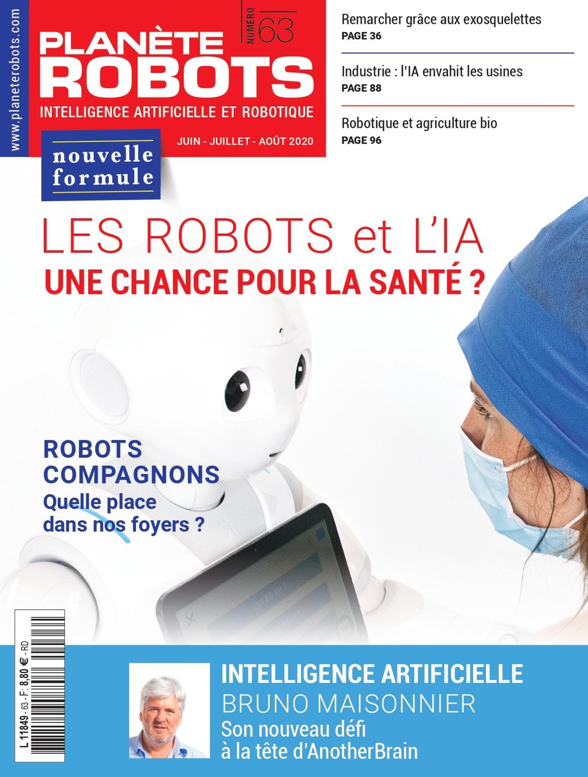 Planète Robots : une nouvelle formule sous le signe de l'intelligence artificielle