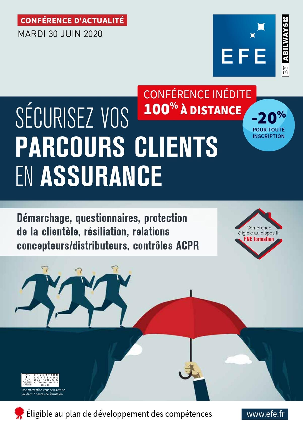 Sécurisez votre parcours clients en Assurance