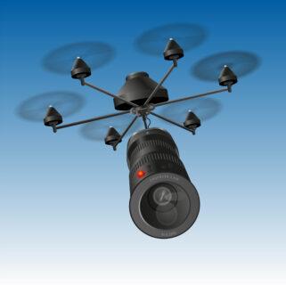 surveillance par drones