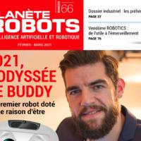 n° 66 de Planète Robots