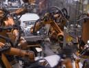 Robots industriels et sur amortissement