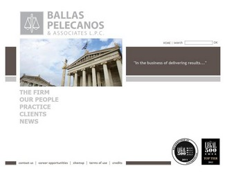 Site Ballas Pelecanos & Associates LPC