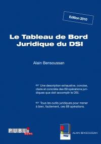 Le tableau de bord juridique du DSI
